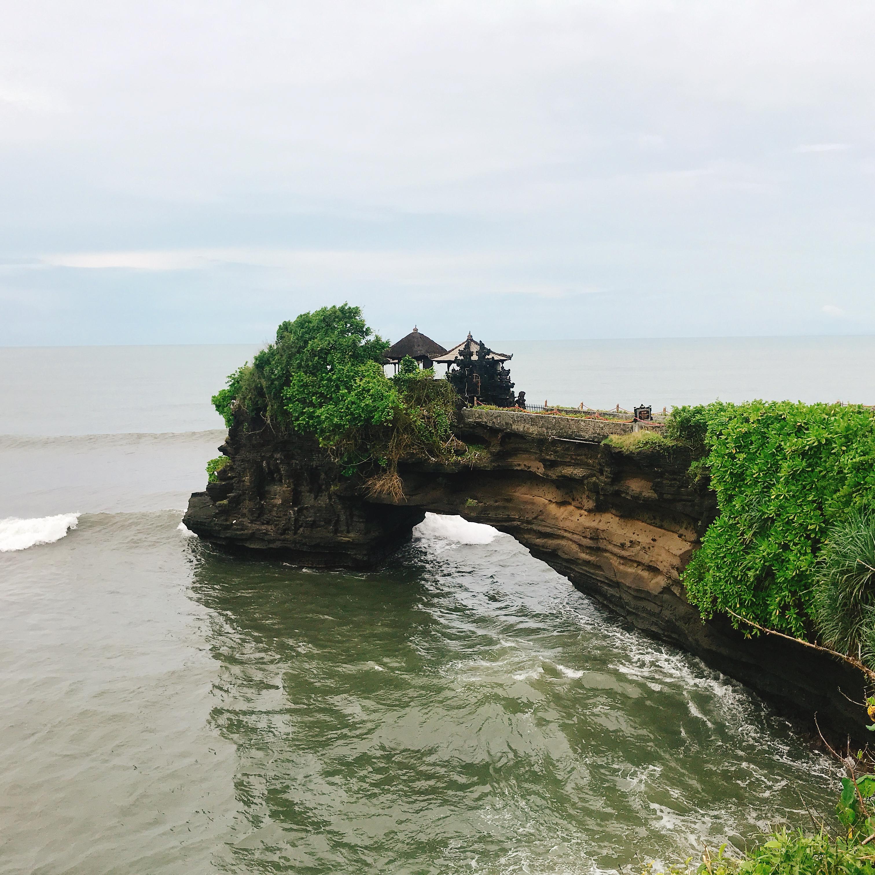 タナ・ロット寺院【Pura Tanah Lot】