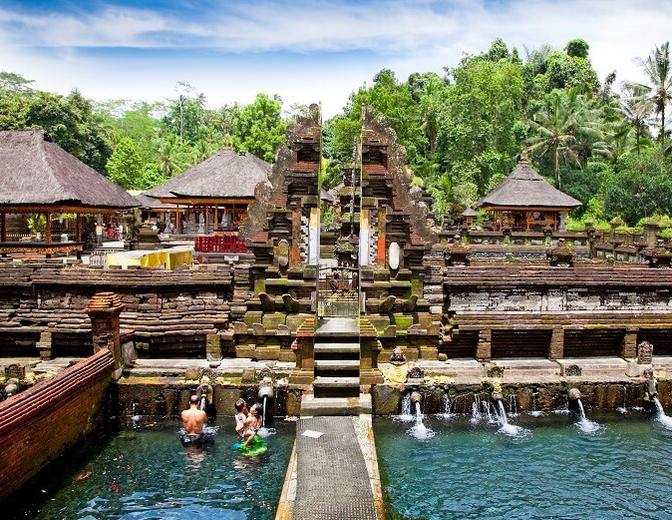 グヌン・カウィ【Gunung Kawi Temple】