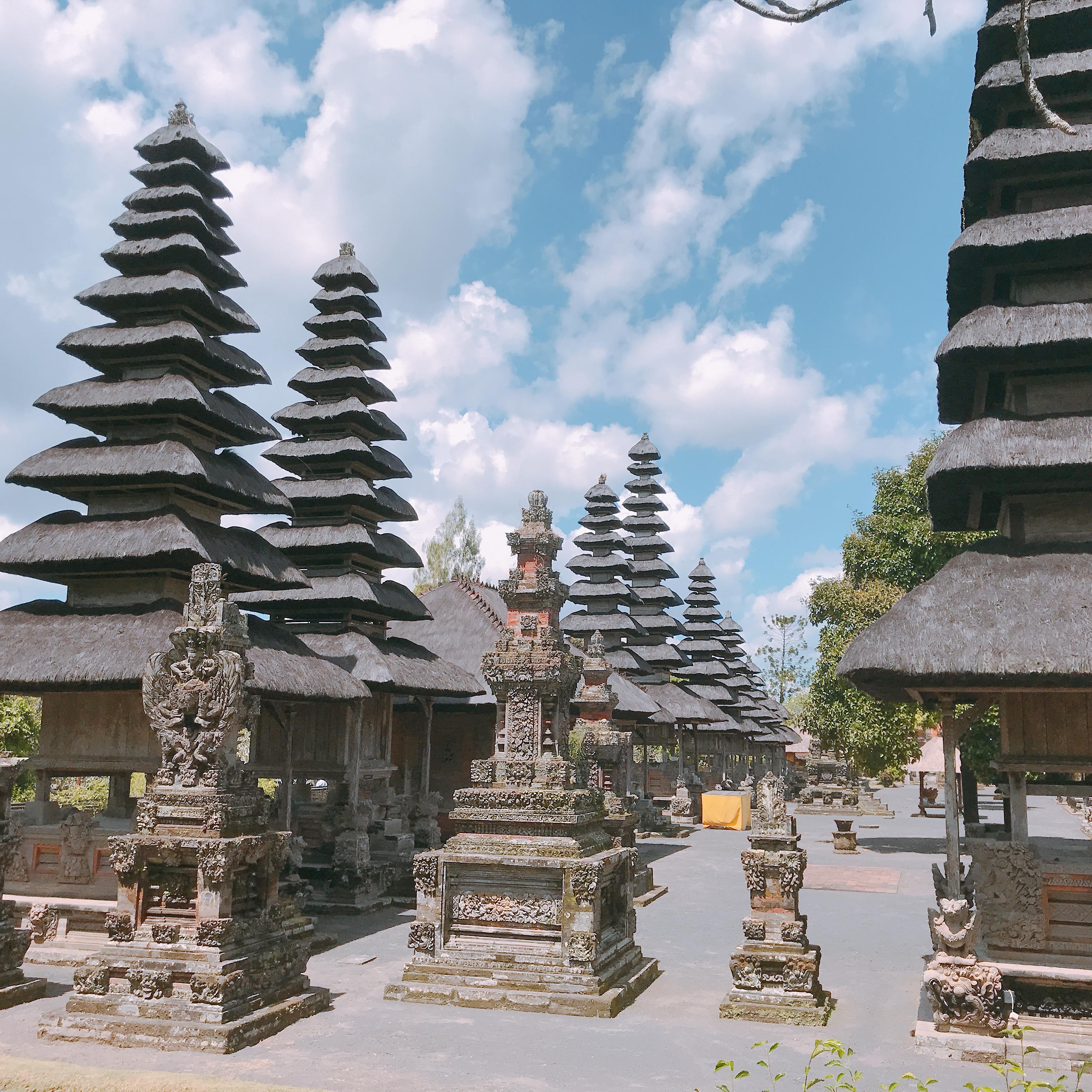 タマンアユン寺院【Pura Taman Ayun】