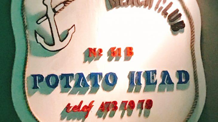 Potato Head Beach Club【ポテトヘッドビーチクラブ】