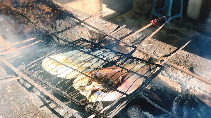 Pondok Waru Seafood【ポンドク ワルーン シーフード】ヌガラ「ウエストバリ」