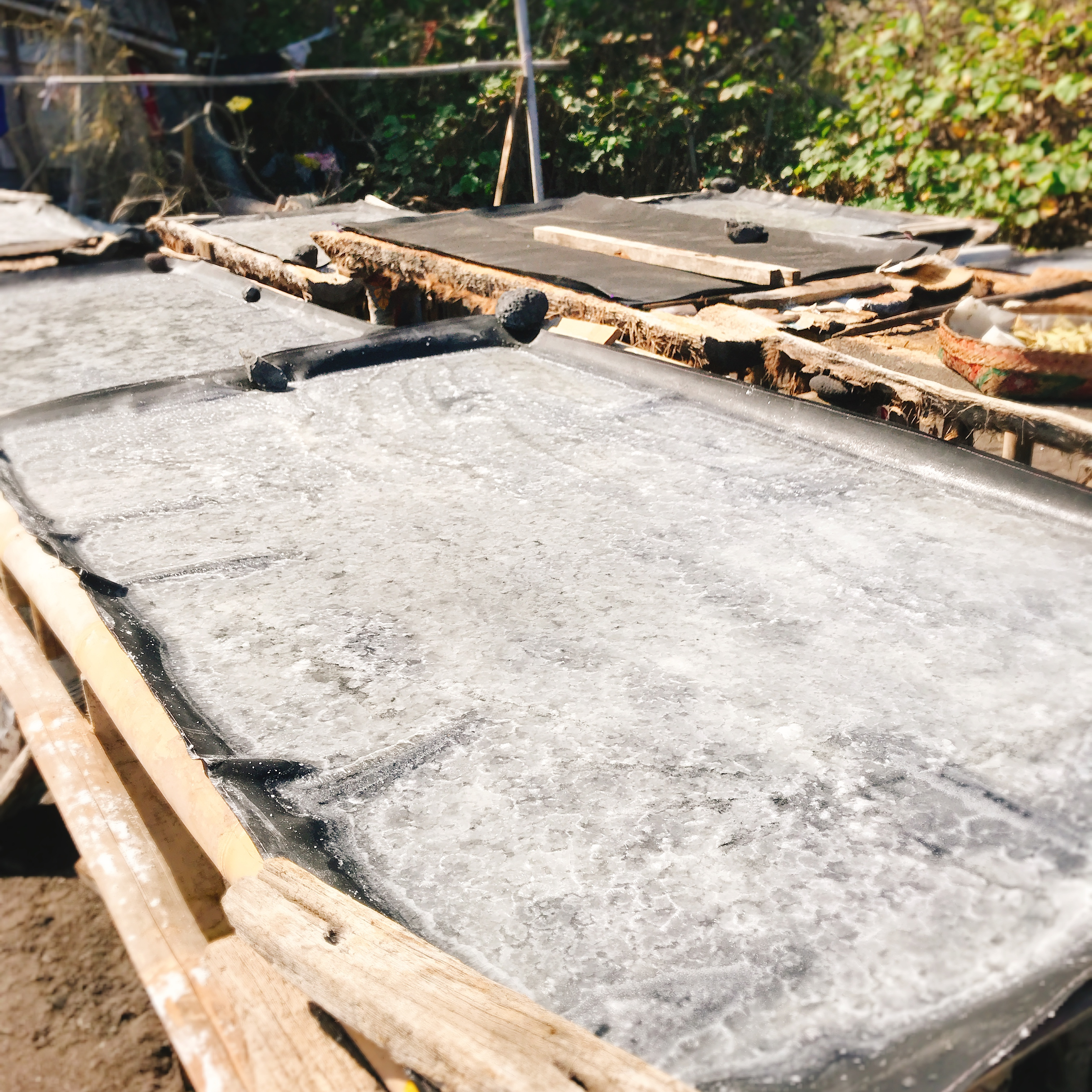 クサンバの塩 Kusamba