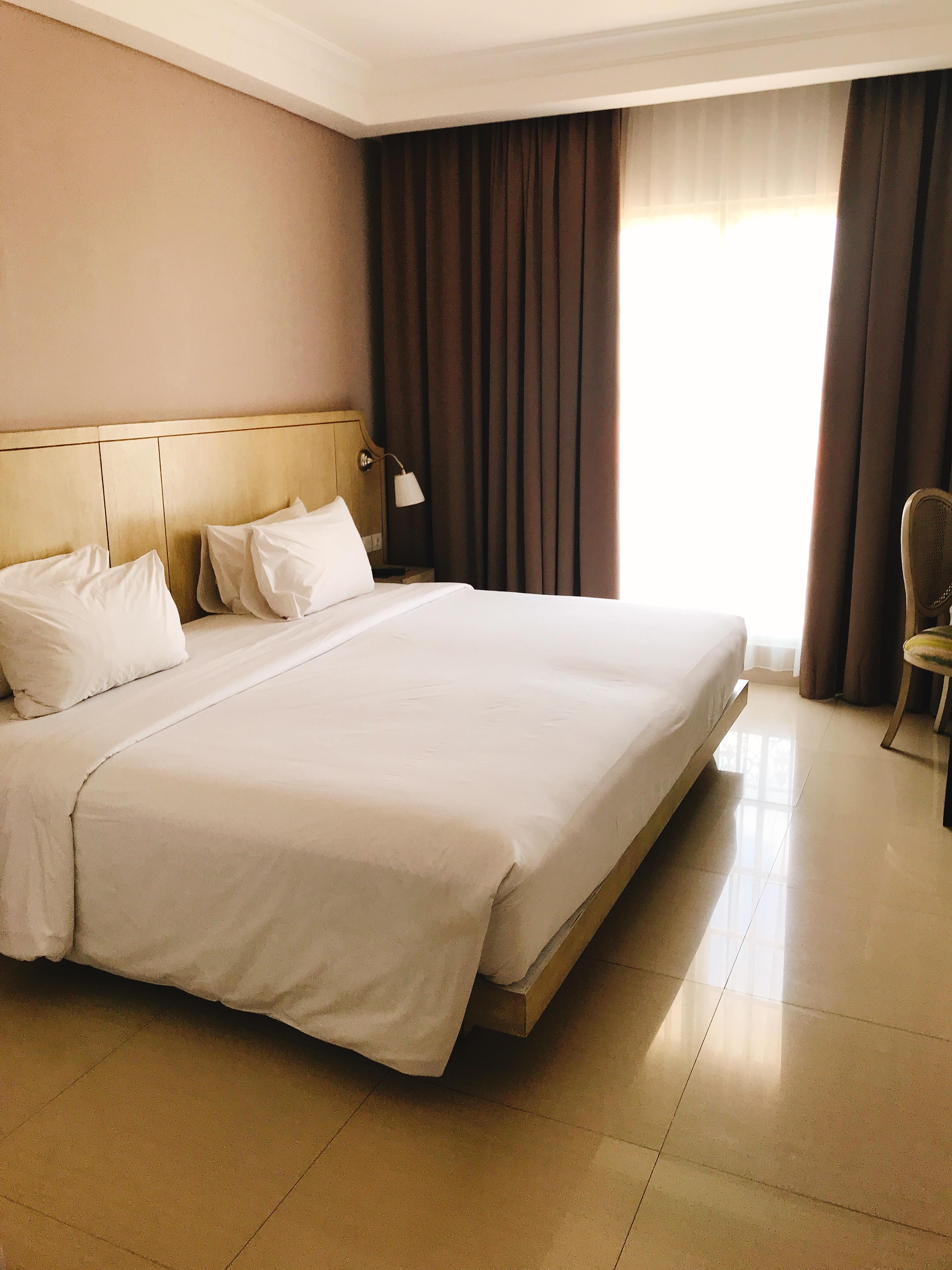 Hotel Santika Seminyak Bali【ホテルサンティカ スミニャック バリ】