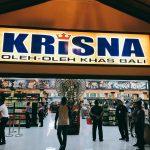 Krisna Oleh-oleh Khas Bali【お土産ショップ】クタ