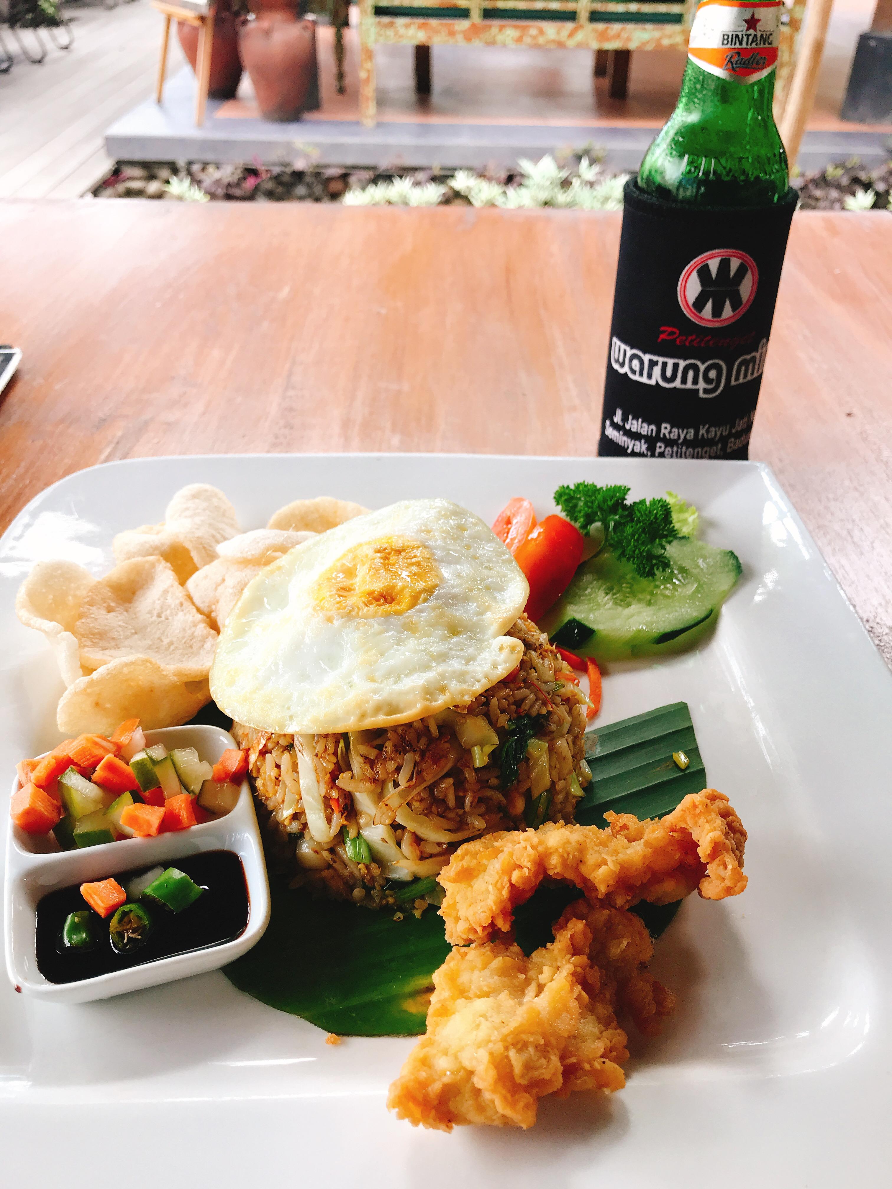 Warung Mina Seminyak【ワルーン ミナ スミニャック】インドネシア料理
