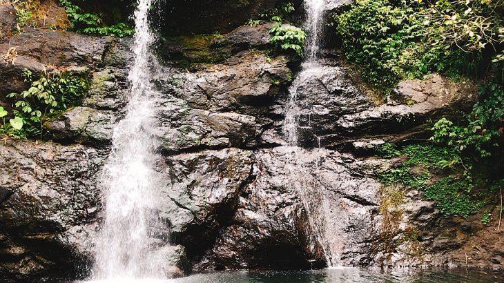 Air Terjun Juwuk Manis【マイナスイオンの滝】