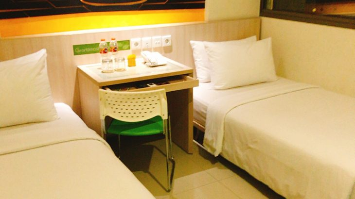 Grandmas Plus Hotel Legian【グランマ プラス ホテル レギャン】